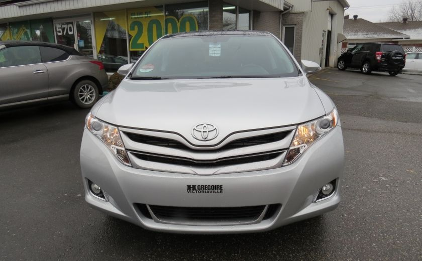 2014 Toyota Venza 4dr Wgn V6 AWD XLE CUIR,MAGS,TOIT PANO,A/C,GR ELEC #1