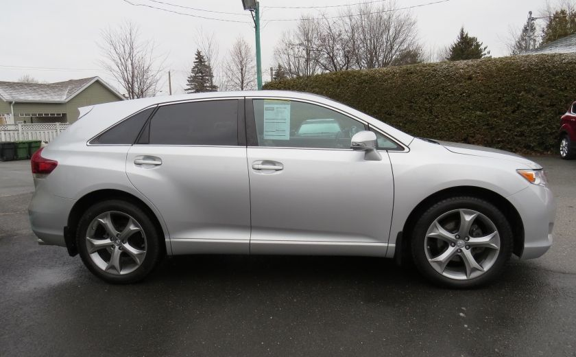 2014 Toyota Venza 4dr Wgn V6 AWD XLE CUIR,MAGS,TOIT PANO,A/C,GR ELEC #3