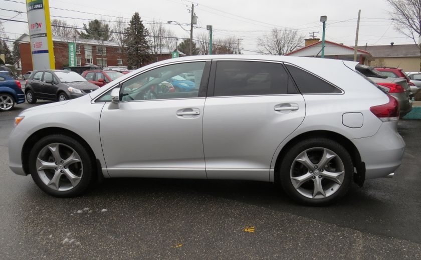 2014 Toyota Venza 4dr Wgn V6 AWD XLE CUIR,MAGS,TOIT PANO,A/C,GR ELEC #7