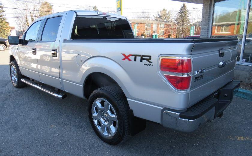 2013 Ford F150 XLT XTR 4X4 A/C MAGS CAMERA GR ELECTRIQUE V6 ECOBO #6