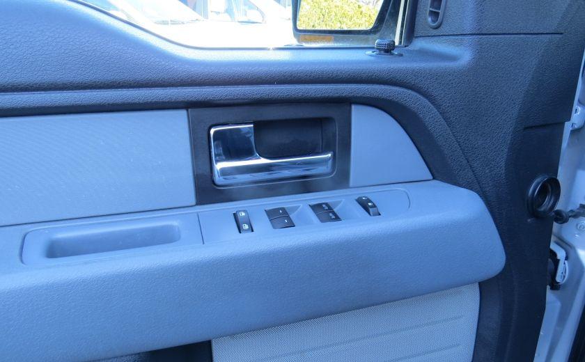 2013 Ford F150 XLT XTR 4X4 A/C MAGS CAMERA GR ELECTRIQUE V6 ECOBO #9