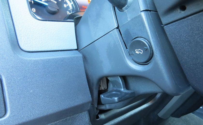 2013 Ford F150 XLT XTR 4X4 A/C MAGS CAMERA GR ELECTRIQUE V6 ECOBO #11