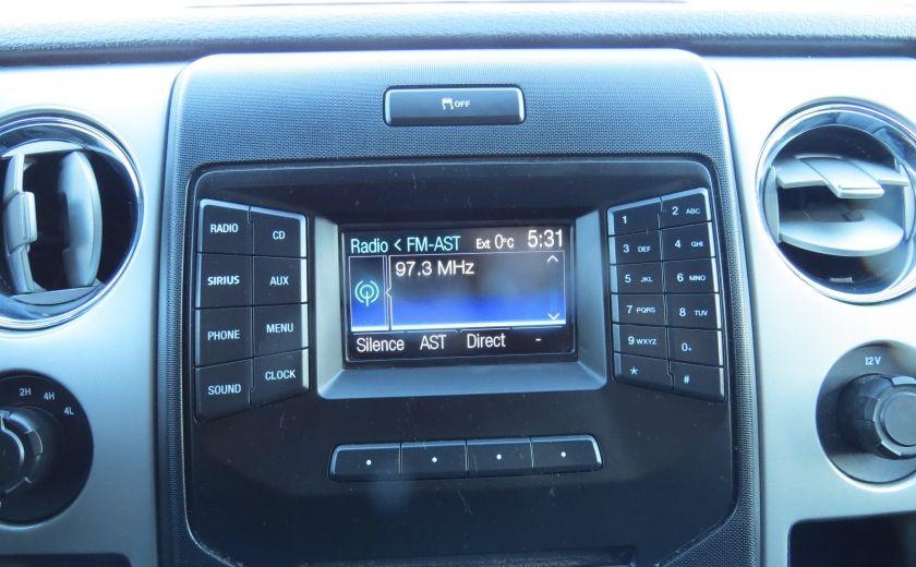 2013 Ford F150 XLT XTR 4X4 A/C MAGS CAMERA GR ELECTRIQUE V6 ECOBO #16
