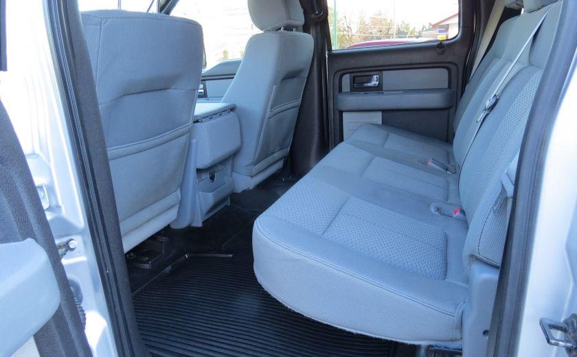 2013 Ford F150 XLT XTR 4X4 A/C MAGS CAMERA GR ELECTRIQUE V6 ECOBO #18