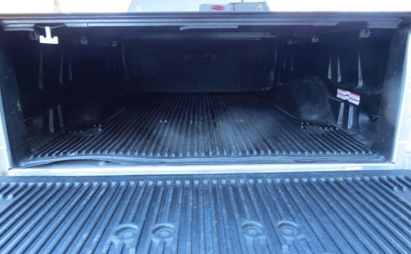 2013 Ford F150 XLT XTR 4X4 A/C MAGS CAMERA GR ELECTRIQUE V6 ECOBO #19