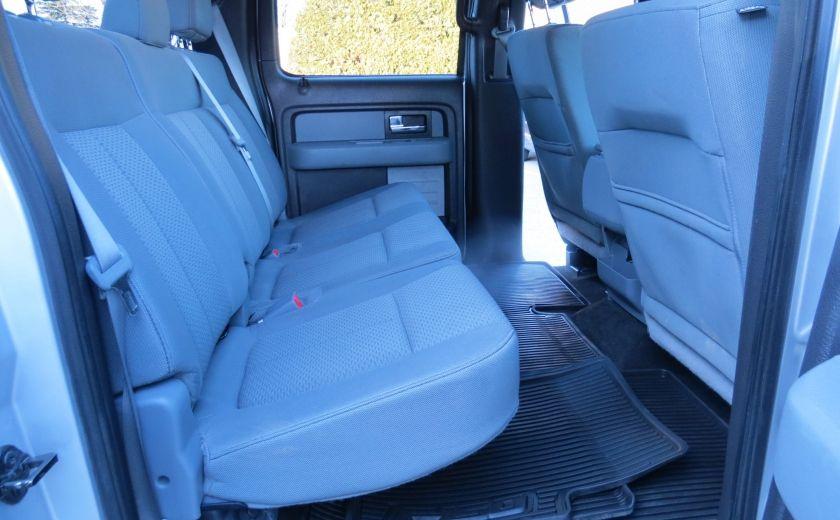 2013 Ford F150 XLT XTR 4X4 A/C MAGS CAMERA GR ELECTRIQUE V6 ECOBO #20
