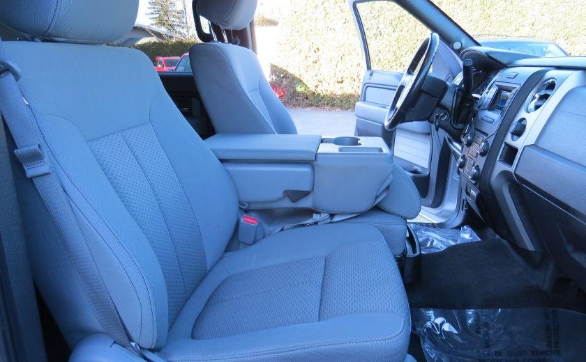 2013 Ford F150 XLT XTR 4X4 A/C MAGS CAMERA GR ELECTRIQUE V6 ECOBO #21
