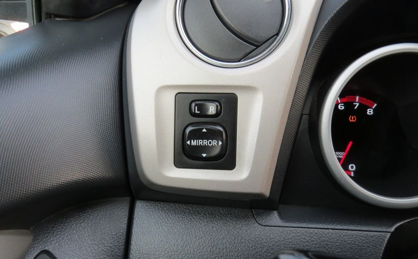 2010 Toyota Matrix 4dr Wgn Man FWD A/C MAGS GR ELECTRIQUE #11