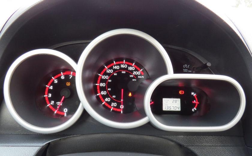 2010 Toyota Matrix 4dr Wgn Man FWD A/C MAGS GR ELECTRIQUE #13