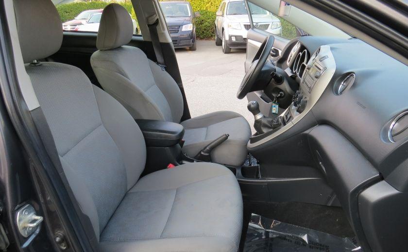 2010 Toyota Matrix 4dr Wgn Man FWD A/C MAGS GR ELECTRIQUE #20