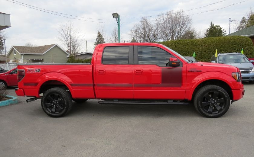 2013 Ford F150 FX4 AUT V6 ECOBOOST 4X4 A/C MAGS GR ELECTRIQUE #3