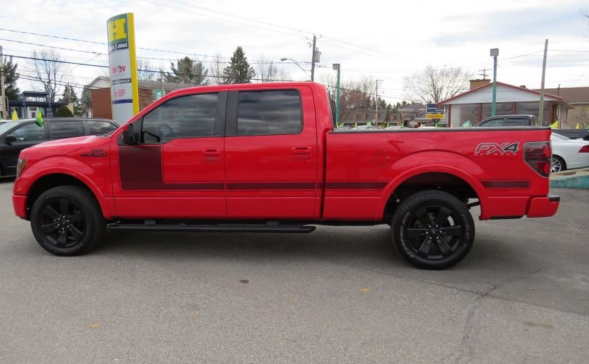 2013 Ford F150 FX4 AUT V6 ECOBOOST 4X4 A/C MAGS GR ELECTRIQUE #7