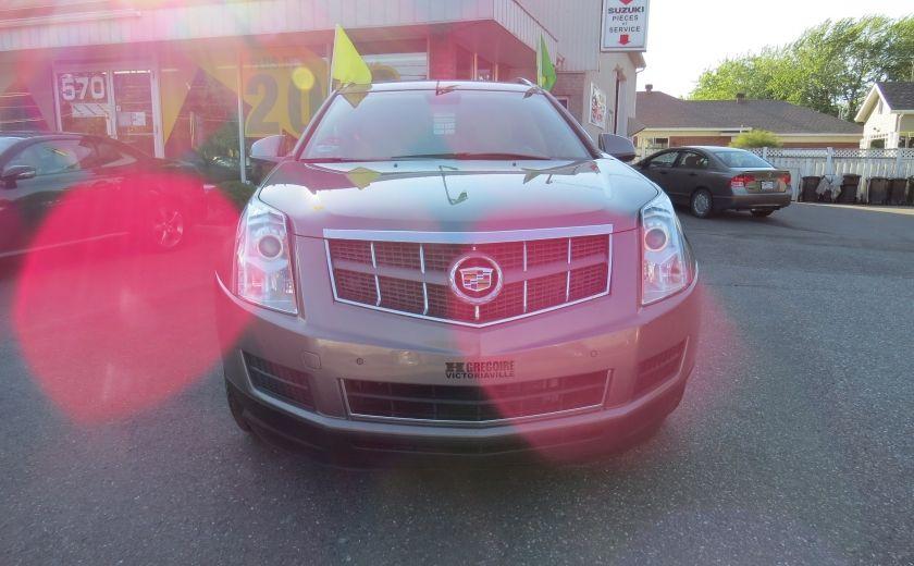2012 Cadillac SRX  Luxury AUT AWD A/C MAGS CUIR TOIT PANO GR ELECTRI #1