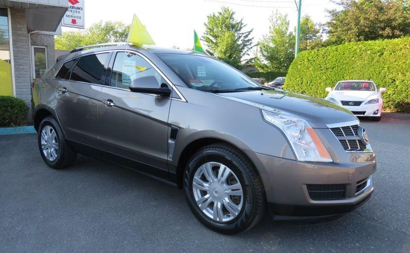 2012 Cadillac SRX  Luxury AUT AWD A/C MAGS CUIR TOIT PANO GR ELECTRI #2