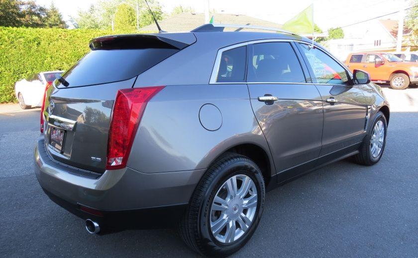 2012 Cadillac SRX  Luxury AUT AWD A/C MAGS CUIR TOIT PANO GR ELECTRI #4