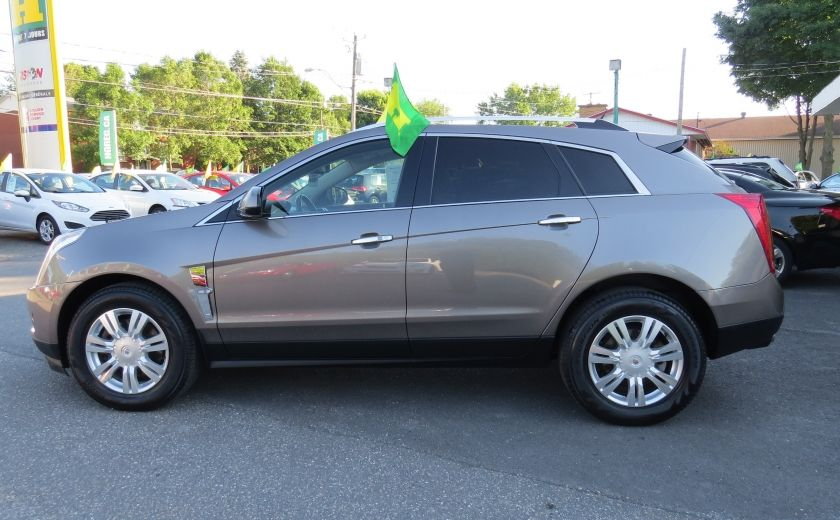 2012 Cadillac SRX  Luxury AUT AWD A/C MAGS CUIR TOIT PANO GR ELECTRI #7