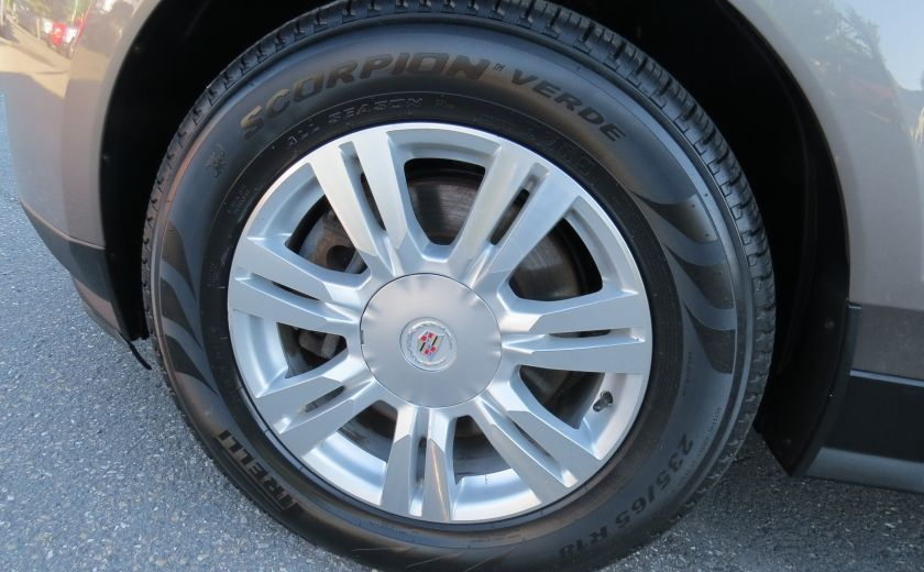2012 Cadillac SRX  Luxury AUT AWD A/C MAGS CUIR TOIT PANO GR ELECTRI #8