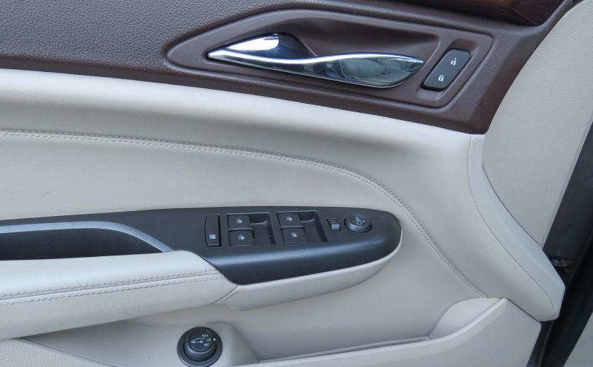 2012 Cadillac SRX  Luxury AUT AWD A/C MAGS CUIR TOIT PANO GR ELECTRI #9