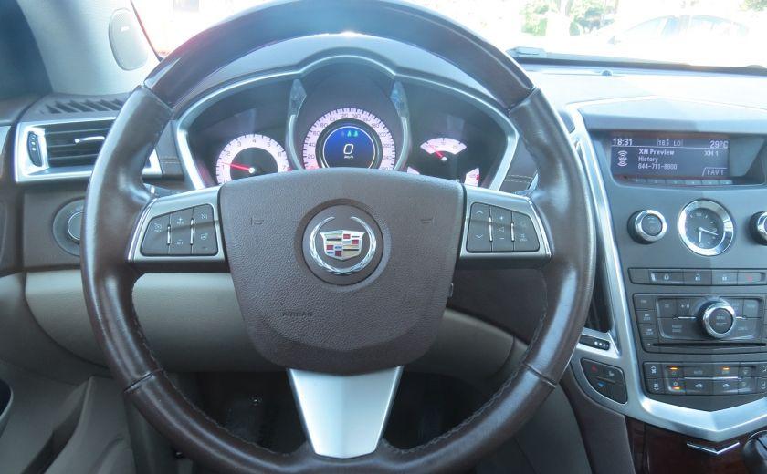2012 Cadillac SRX  Luxury AUT AWD A/C MAGS CUIR TOIT PANO GR ELECTRI #13