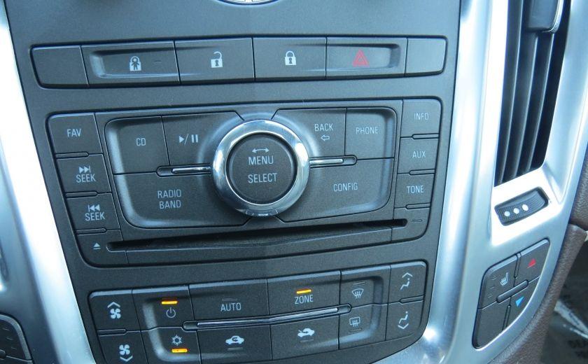 2012 Cadillac SRX  Luxury AUT AWD A/C MAGS CUIR TOIT PANO GR ELECTRI #17