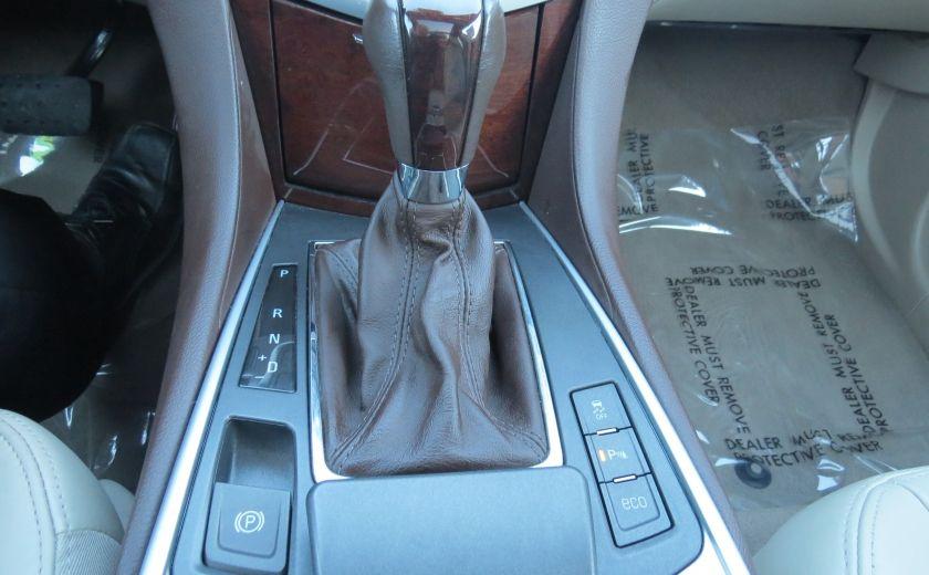 2012 Cadillac SRX  Luxury AUT AWD A/C MAGS CUIR TOIT PANO GR ELECTRI #18