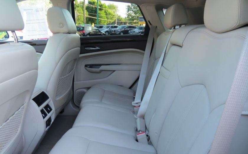 2012 Cadillac SRX  Luxury AUT AWD A/C MAGS CUIR TOIT PANO GR ELECTRI #22