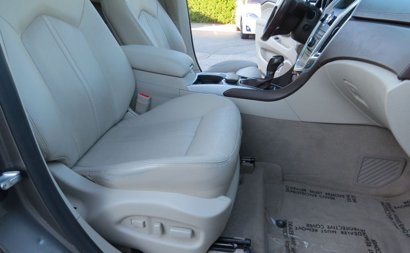 2012 Cadillac SRX  Luxury AUT AWD A/C MAGS CUIR TOIT PANO GR ELECTRI #26