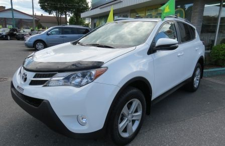 2014 Toyota Rav 4 XLE AUT AWD TOIT MAGS CAMERA A/C GR ELECTRIQUE... in Rimouski