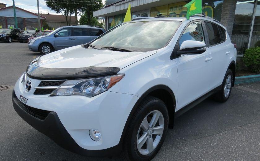 2014 Toyota Rav 4 XLE AUT AWD TOIT MAGS CAMERA A/C GR ELECTRIQUE... #0