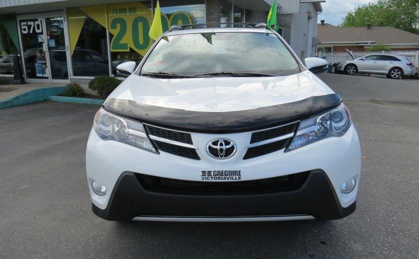 2014 Toyota Rav 4 XLE AUT AWD TOIT MAGS CAMERA A/C GR ELECTRIQUE... #1