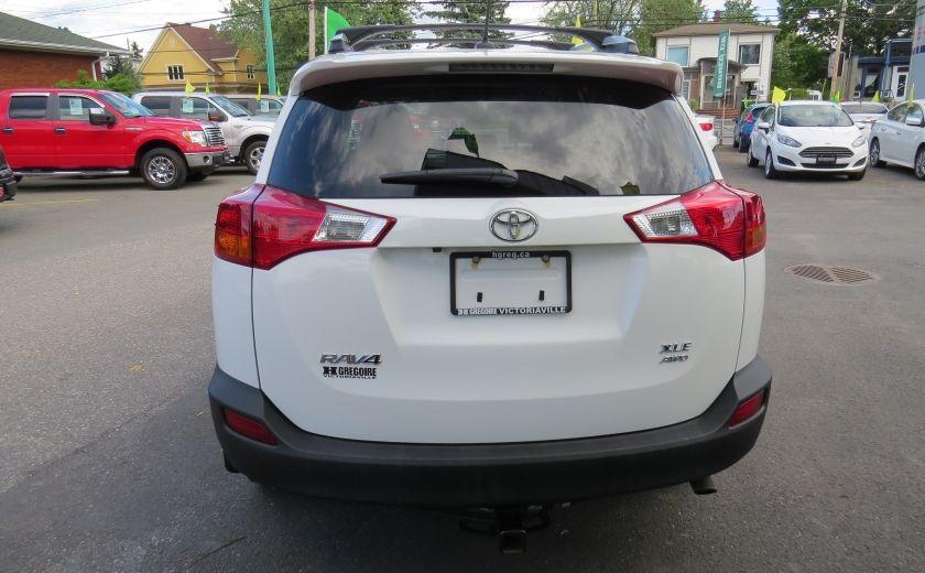 2014 Toyota Rav 4 XLE AUT AWD TOIT MAGS CAMERA A/C GR ELECTRIQUE... #5