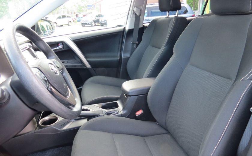 2014 Toyota Rav 4 XLE AUT AWD TOIT MAGS CAMERA A/C GR ELECTRIQUE... #10