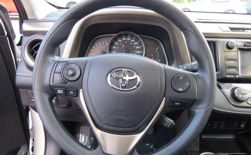 2014 Toyota Rav 4 XLE AUT AWD TOIT MAGS CAMERA A/C GR ELECTRIQUE... #14