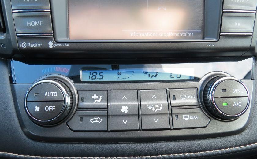 2014 Toyota Rav 4 XLE AUT AWD TOIT MAGS CAMERA A/C GR ELECTRIQUE... #18