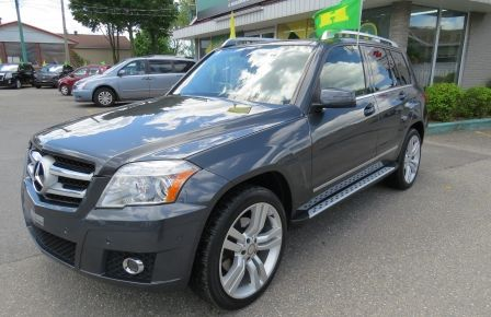 2010 Mercedes Benz GLK350 TIPTRONIC AWD CUIR CAMERA NAVI GR ELECTRIQUE... in Estrie