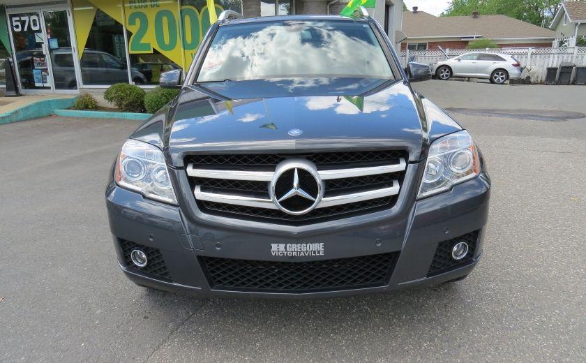2010 Mercedes Benz GLK350 TIPTRONIC AWD CUIR CAMERA NAVI GR ELECTRIQUE... #1