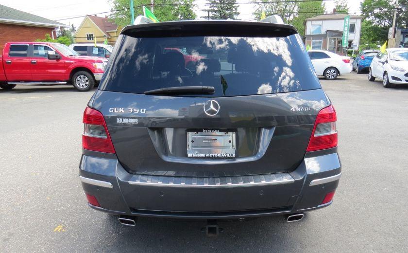 2010 Mercedes Benz GLK350 TIPTRONIC AWD CUIR CAMERA NAVI GR ELECTRIQUE... #5