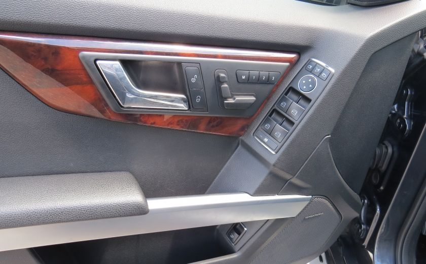 2010 Mercedes Benz GLK350 TIPTRONIC AWD CUIR CAMERA NAVI GR ELECTRIQUE... #8