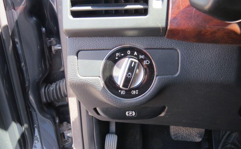 2010 Mercedes Benz GLK350 TIPTRONIC AWD CUIR CAMERA NAVI GR ELECTRIQUE... #10