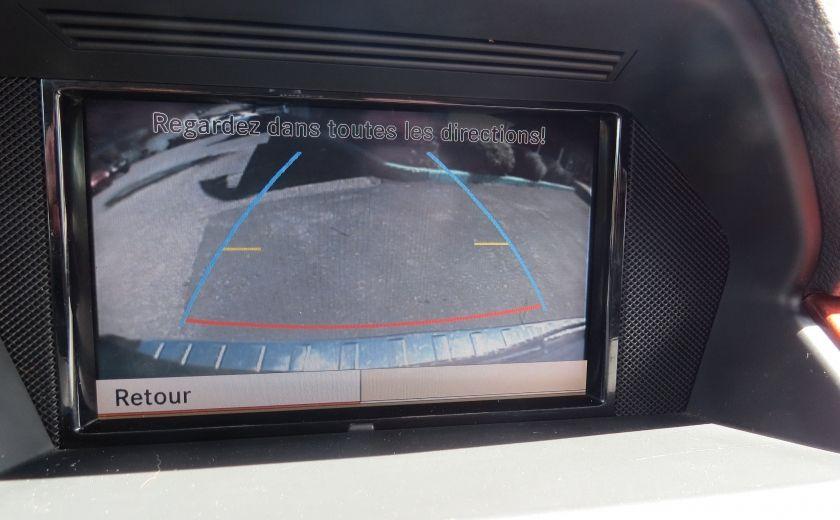 2010 Mercedes Benz GLK350 TIPTRONIC AWD CUIR CAMERA NAVI GR ELECTRIQUE... #16
