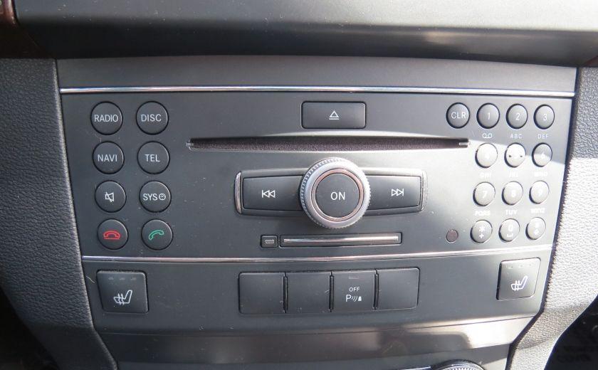 2010 Mercedes Benz GLK350 TIPTRONIC AWD CUIR CAMERA NAVI GR ELECTRIQUE... #17