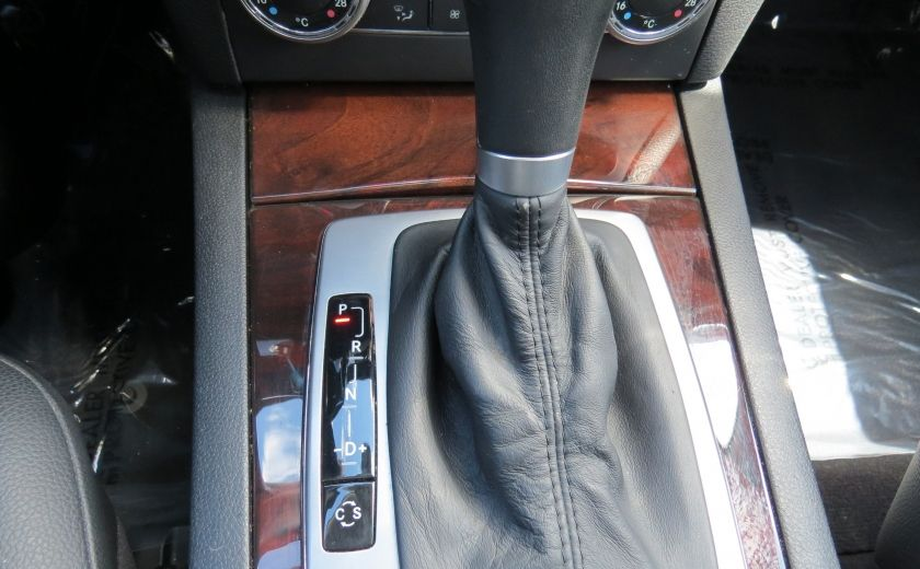 2010 Mercedes Benz GLK350 TIPTRONIC AWD CUIR CAMERA NAVI GR ELECTRIQUE... #19
