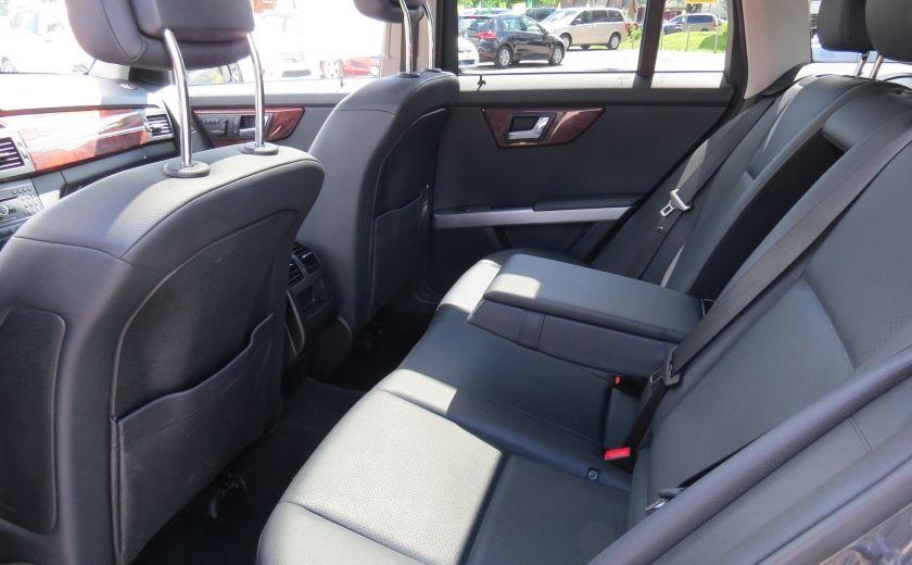 2010 Mercedes Benz GLK350 TIPTRONIC AWD CUIR CAMERA NAVI GR ELECTRIQUE... #22