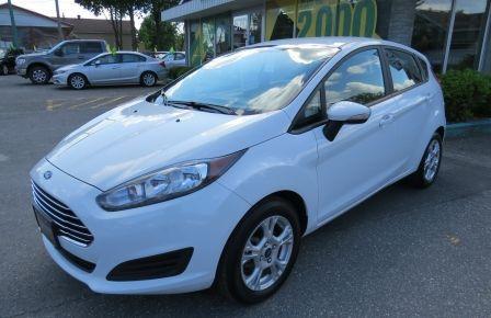 2015 Ford Fiesta SE AUT MAGS A/C GR ELECTRIQUE ET PLUS in Îles de la Madeleine