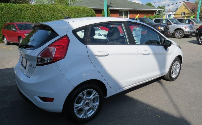 2015 Ford Fiesta SE AUT MAGS A/C GR ELECTRIQUE ET PLUS #4