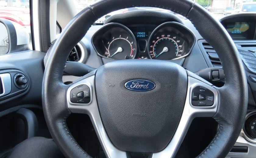 2015 Ford Fiesta SE AUT MAGS A/C GR ELECTRIQUE ET PLUS #13