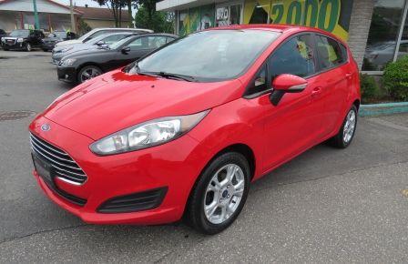 2015 Ford Fiesta SE AUT MAGS A/C GR ELECTRIQUE ET PLUS à Sept-Îles