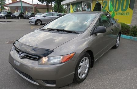 2008 Honda Civic DX-G AUT A/C GR ELECTRIQUE in Lévis