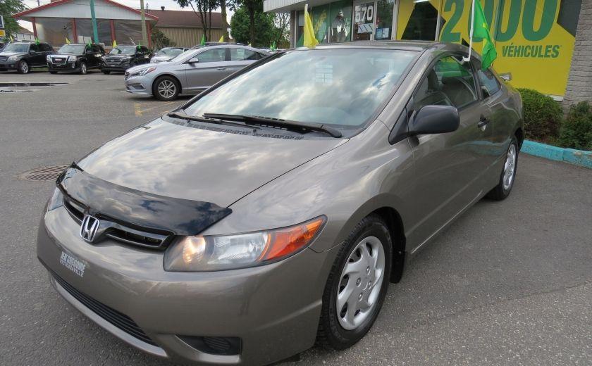 2008 Honda Civic DX-G AUT A/C GR ELECTRIQUE #0