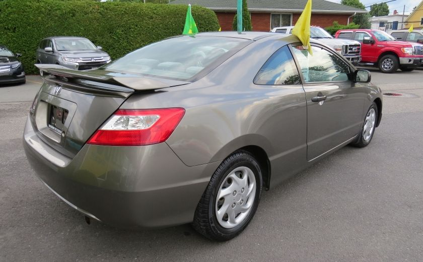 2008 Honda Civic DX-G AUT A/C GR ELECTRIQUE #4